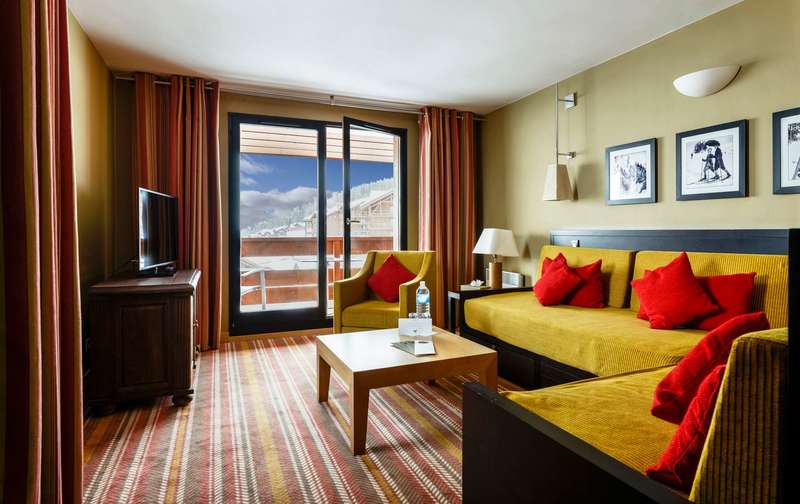 Large club med peisey vallandry suite 3